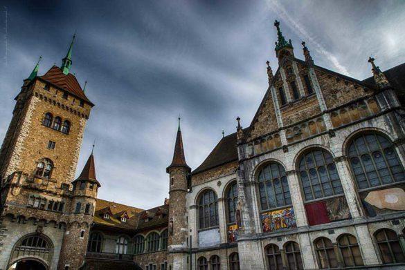 آشنایی با موزه ملی سوئیس