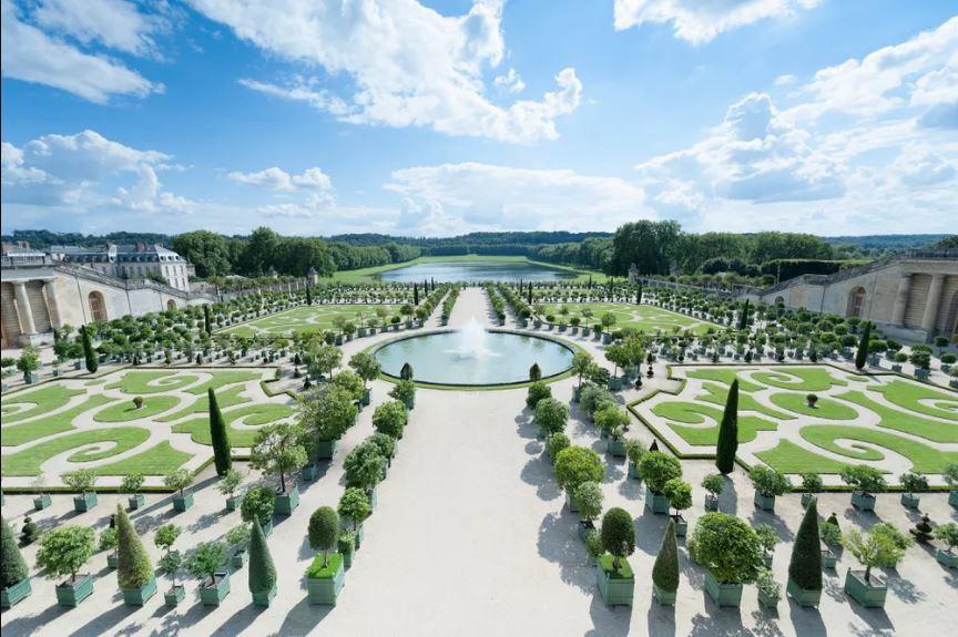 باغ کاخ ورسای