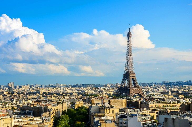 برج ایفل - جاهای دیدنی فرانسه