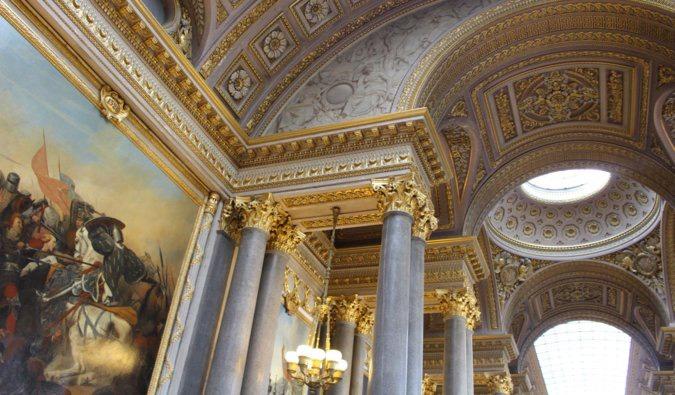 تاریخچه کاخ ورسای فرانسه