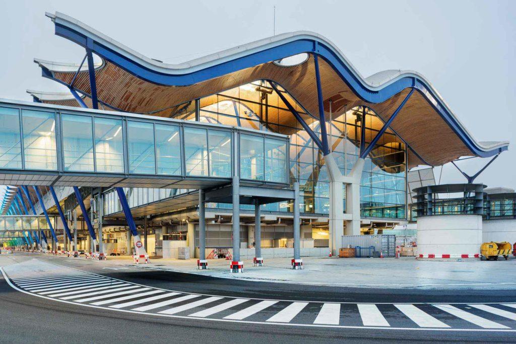 تصویر 1 فرودگاه باراخاس مادرید