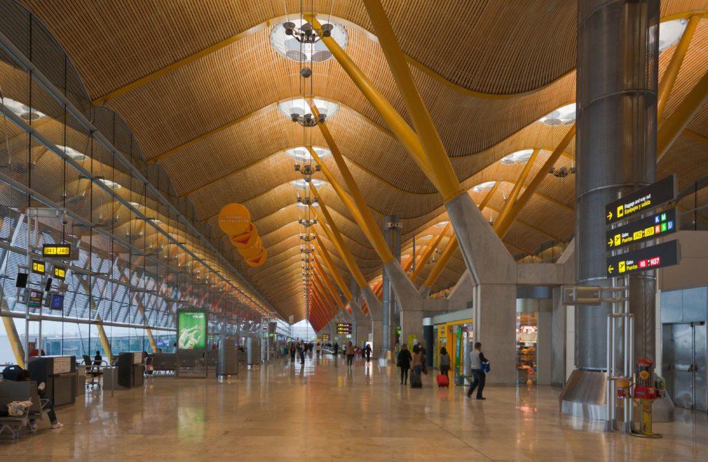 تصویر 2 فرودگاه باراخاس مادرید