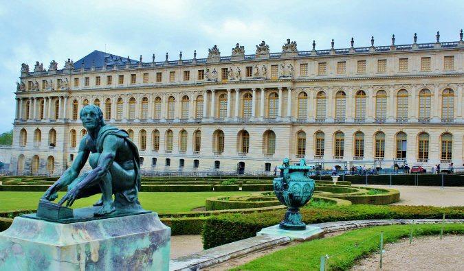درباره کاخ ورسای پاریس