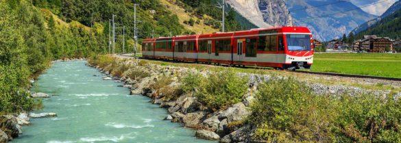 راهنمای حمل و نقل در سوئیس