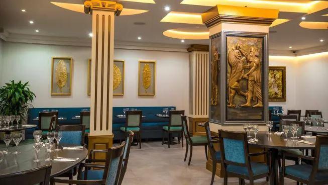 رستوران شبستان - رستورانهای پاریس