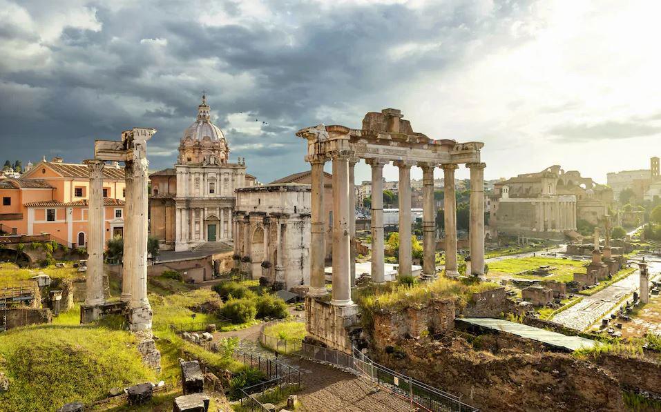 رم - شهرهای ایتالیا