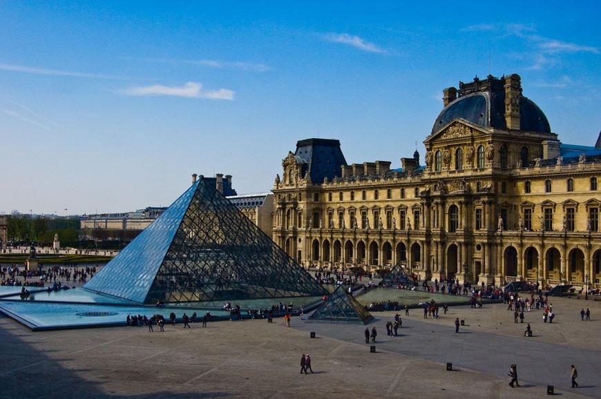 زیباترین جاهای دیدنی فرانسه را بشناسید