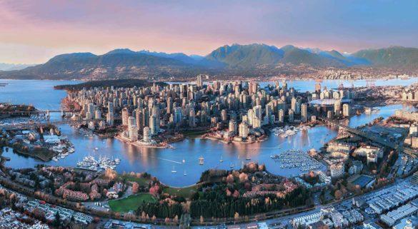 زیباترین جاهای دیدنی ونکوور کانادا را بشناسید