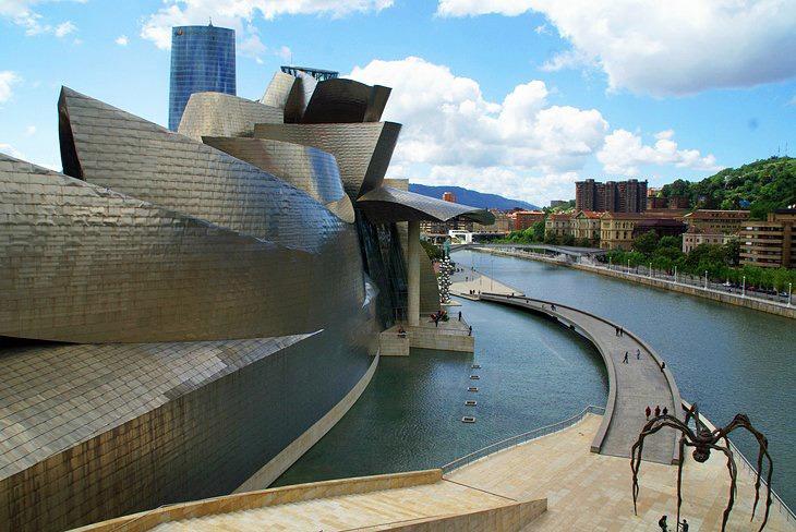 موزه گوگنهایم، بیلبائو - جاهای دیدنی اسپانیا