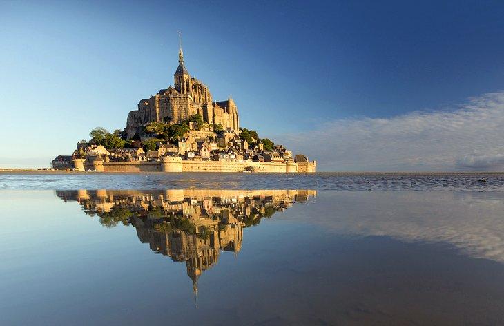 مونت سن میشل - جاهای دیدنی فرانسه