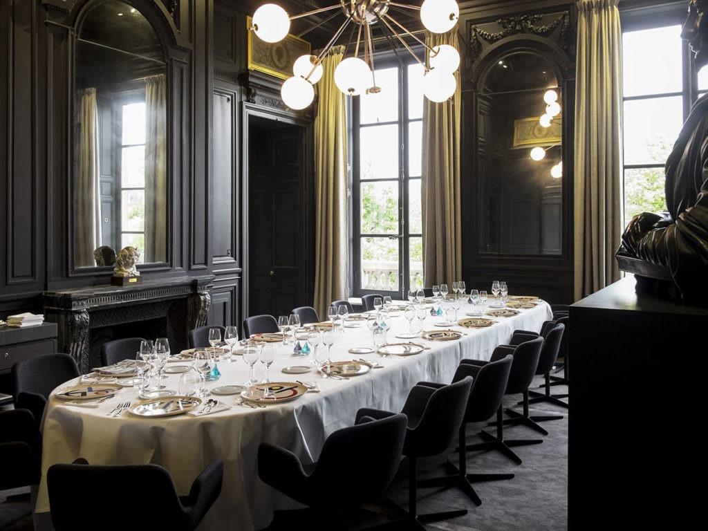 Guy Savoy - رستورانهای پاریس