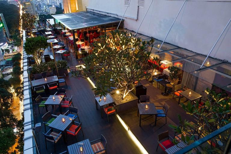 Shri Restaurant & Lounge - رستورانهای ویتنام
