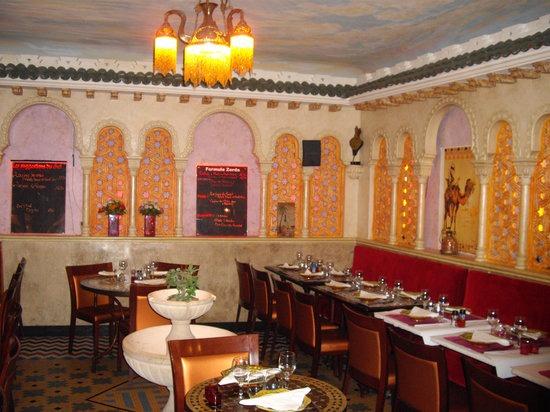 The Zerda Café