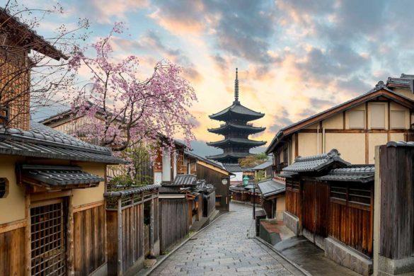 آشنایی با کیوتو، پایتخت صلح و آرامش