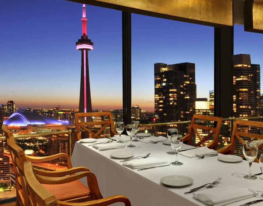 بهترین رستورانهای کانادا برای شکمگردی