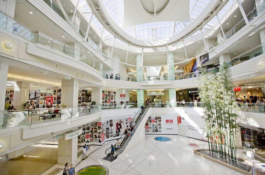 بهترین مراکز خرید در کانادا