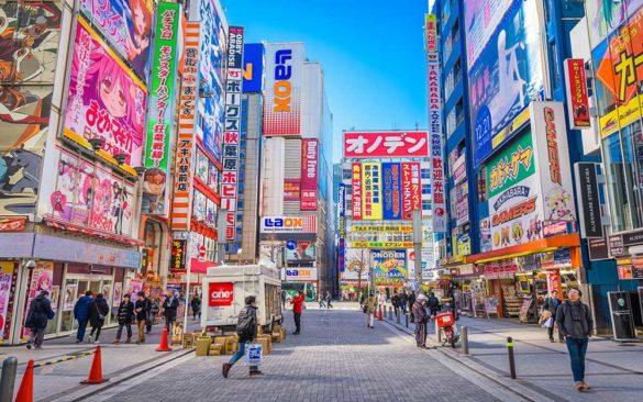 توکیو، پرجمعیتترین شهر جهان