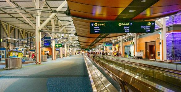 فرودگاه بینالمللی ونکوور را بشناسید