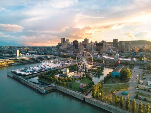 مونترال، پاریس کوچک در کانادا