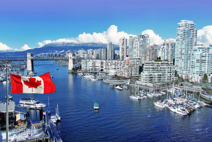 ونکوور - شهرهای کانادا