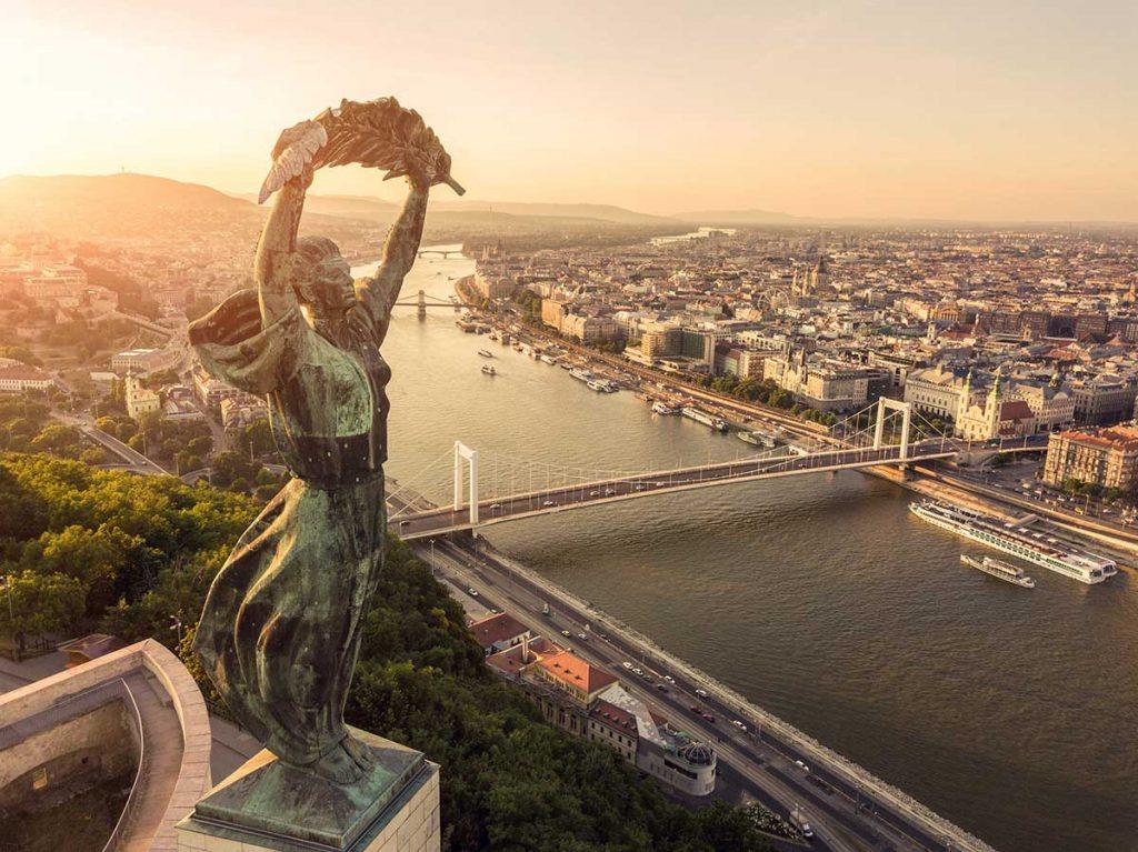 آب و هوای بوداپست