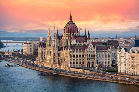 آشنایی با بوداپست، عروس دانوب