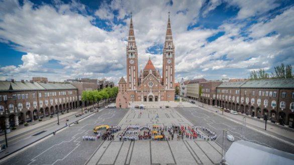 آشنایی با شهر سگد مجارستان، شهر آفتاب