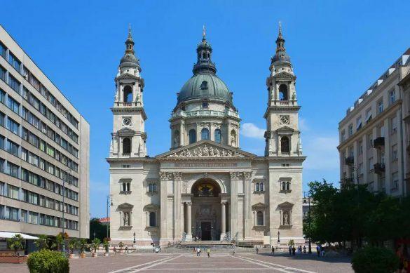 آشنایی با کلیسای سنت استفان بوداپست مجارستان
