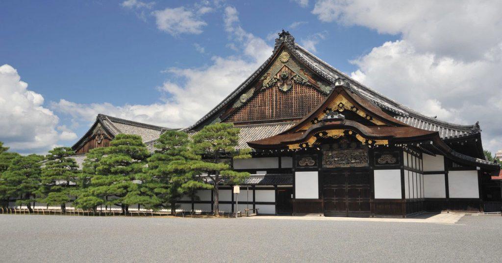 بافت تاریخی کیوتو