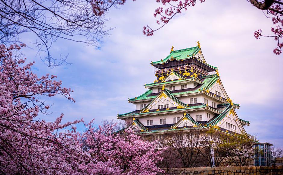 با قلعه اوساکا آشنا شوید