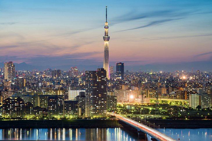 برج توکیو اسکایتری