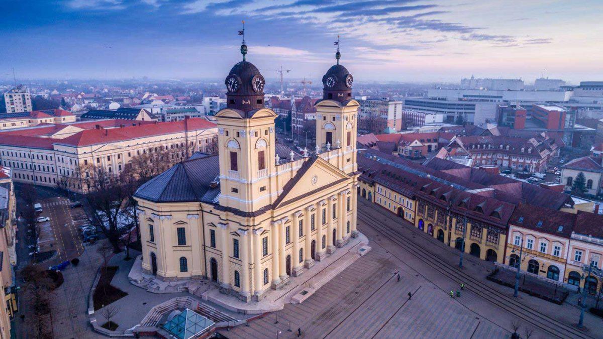 بهترین جاهای دیدنی دبرسن مجارستان