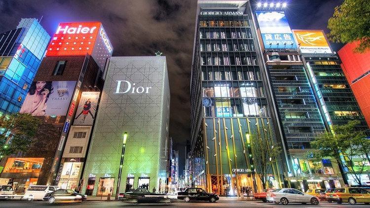 بهترین مراکز خرید ژاپن در توکیو