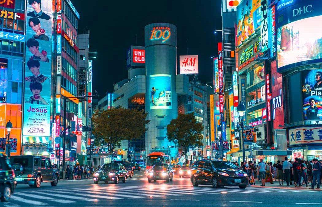 بهترین مراکز خرید ژاپن را میشناسید؟