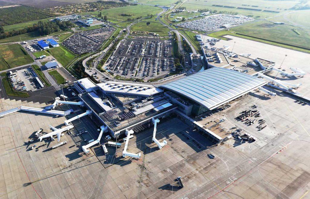 تاریخچه ساخت فرودگاه بینالمللی بوداپست
