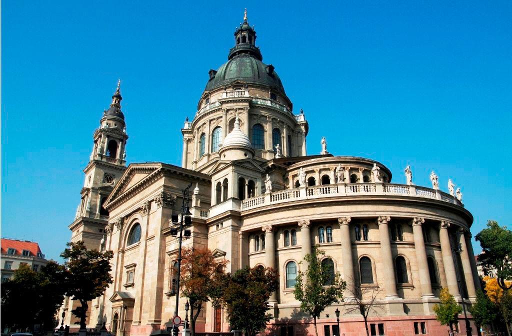 تاریخچه ساخت کلیسای سنت استفان بوداپست