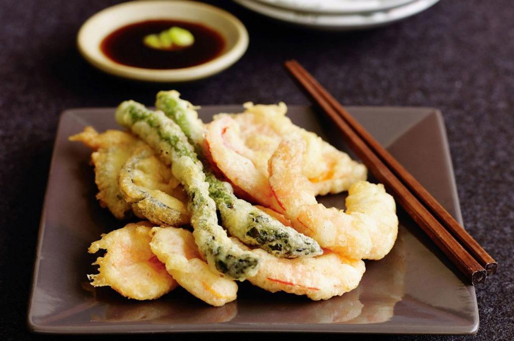 تمپورا - غذاهای ژاپن