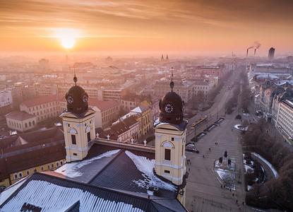 جاهای دیدنی دبرسن مجارستان