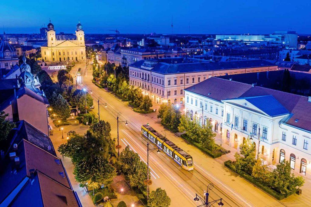 درباره شهر دبرسن مجارستان