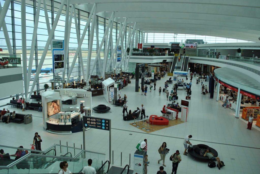 درباره فرودگاه بینالمللی بوداپست