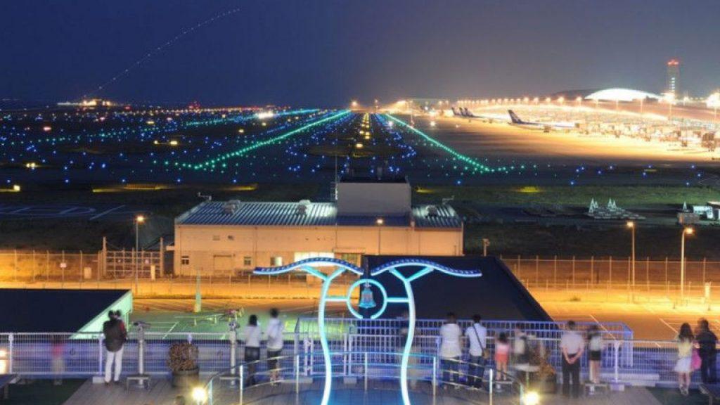 درباره فرودگاه کانسای ژاپن