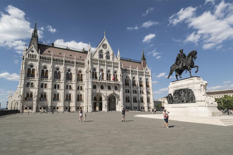 دسترسی به ساختمان پارلمان بوداپست