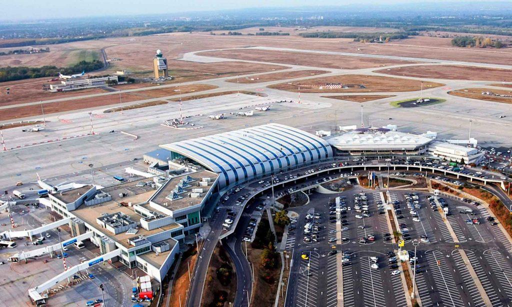 دسترسی به فرودگاه بینالمللی بوداپست