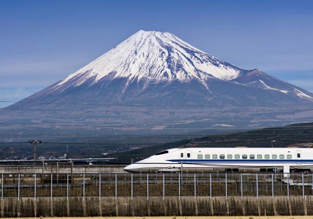 دسترسی به کوه فوجی