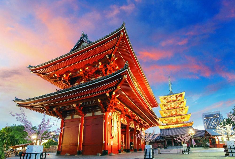دیدنیهای توکیو که نباید از دست داد