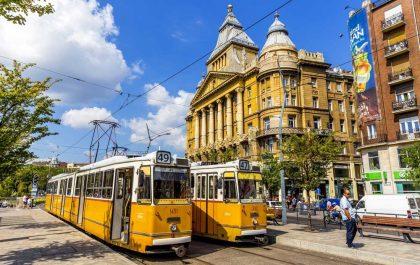 راهنمای استفاده از حمل و نقل عمومی در بوداپست مجارستان