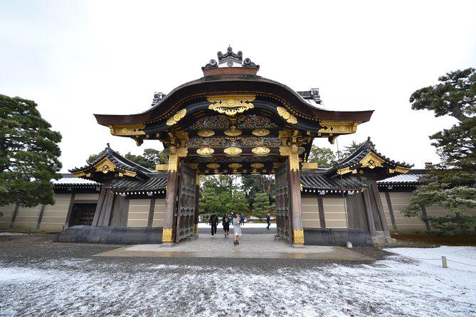 راهنمای بازدید از قصر سلطنتی کیوتو