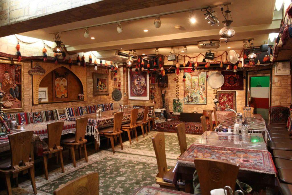 رستوران ایرانی بلبل