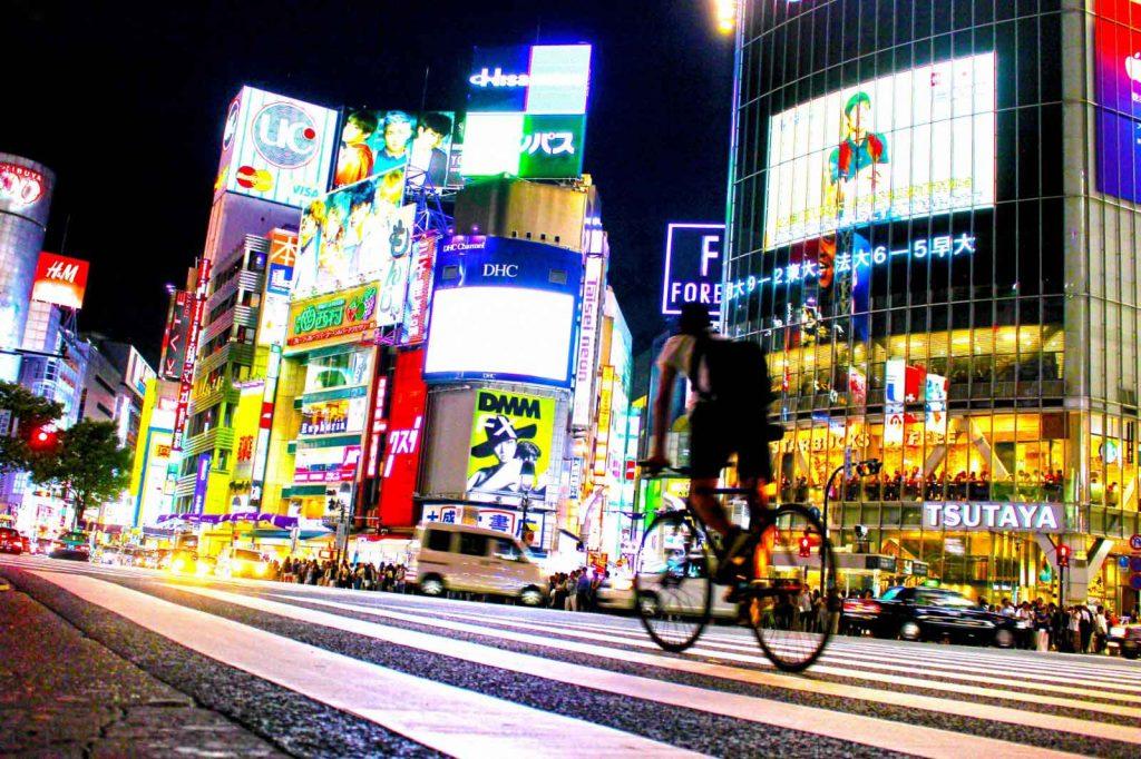 شیبویا و هاراجوکو - مراکز خرید توکیو