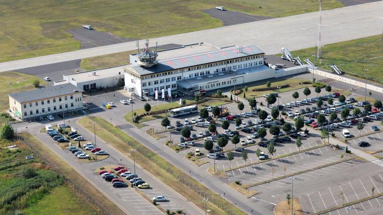 فرودگاه بینالمللی دبرسن